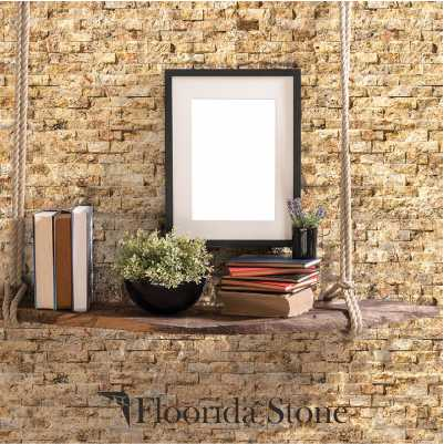 Natural Stone Wall Decoration Ledgerstone